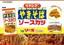 大阪 お土産 新発売 ご当地 ペヤング PEYOUNG やきそば ソース カツ 特製 ソース 味 5