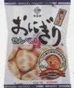 大阪京菓ZRマスヤ 95Gおにぎりせんべい銀しゃり〔159円〕×12個 +税