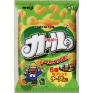 大阪京菓ZR明治 64G カールチーズあじ〔125円〕×10個 +税 【1k】