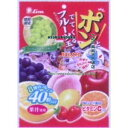 ショッピングフルーツ 大阪京菓 ZRxライオン菓子 140Gポンとでてくるフルーツ玉×72個 +税 【xr】【送料無料(沖縄は別途送料)】