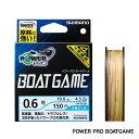 【メール便発送できます!】シマノ 「SHIMANO」 パワープロ ボートゲーム 3号200m PEライン POWER PRO BOATGAME PP-F62N