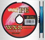 【メール便発送できます!】YGKよつあみ ウルトラダイニーマ WX8 4号100m〜連結 PEライン