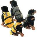 ライフジャケット 犬 ペット用救命胴衣 フローティングベスト Mサイズ ペットセイバー