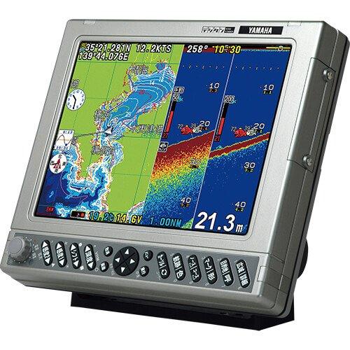 GPSプロッタ魚探 10.4型液晶モデル 出力600W 内蔵GPS