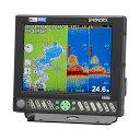 魚群探知機 船舶用品 【1kw】10.4型カラー液晶プロッターデジタル魚探 HE-730S GPS仕様