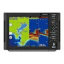 魚群探知機 船舶用品 【GPS外付 600W】12.1型カラー液晶プロッターデジタル魚探