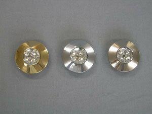 LEDダウンライトゴールド/ニッケル/シルバー汎用品カー用品カーク産業