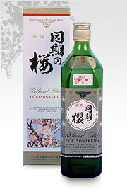 同期の桜 純米原酒 720ml【広島 日本酒】