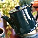 北欧ブルーが綺麗なティーポット 重ねて収納 伝統工芸美濃焼 ...