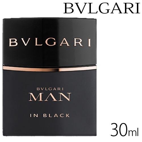 【BVLGARI】ブルガリ マンインブラックEDP 30ml (オーデパルファン) 【香水】【60サイズ】【コンビニ受取対応商品】(6014615)