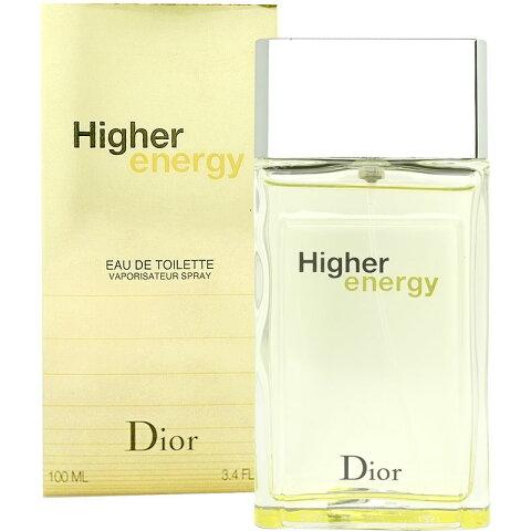 【Dior】クリスチャンディオール ハイヤーエナジーEDT100ml(オードトワレ)【沖縄・離島は送料無料対象外】 (5000322)
