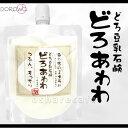 健康コーポレーション どろ豆乳石鹸 どろあわわ 110g【ネコポス送料無料】 (6006738)
