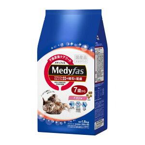 ペットライン メディファス 7歳から チキン味 1.5kg(2