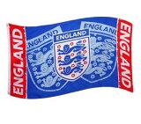 ! 英国直接进口!足球英格兰代表!身体旗蓝色!!three Lions狮子 满满!官方 商品! 英国直接进口!足球英格兰代表!身体[ ! 英国直輸入 !サッカー イングランド代表 !ボディー フラッグ ブルー !スリー ライオンズラ