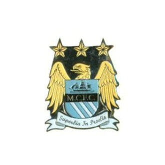 ! United Kingdom imports! Manchester City FC! Logo-shaped pin badge! And Cap! The shirt! Use variety!
