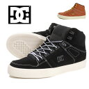 【送料無料】DC SHOES SPARTAN HIGH WC...