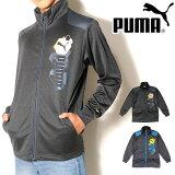 【】 PUMA キッズ・ジュニア FD UTILITY ジャケット[プーマ][ブランドウェア][829013][UVケア][紫外線防止][男児][子ども][男の子][長袖][ジャー