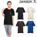 【送料無料】大きいサイズあり DANSKIN ダンスキン 半袖Tシャツ DD76219 レディース 女性