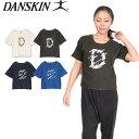 【送料無料】DANSKIN ダンスキン 半袖Tシャツ DD76217 レディース 女性 半そで 5分袖 チュ