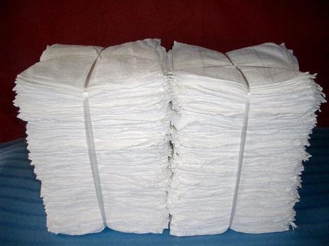 【高級ウエス】雑巾代りに・ウエス・ダスター10kg...:oshibori-shop:10000139