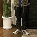 【SUMMER SALE】SEVENTY FOUR (セブンティ フォー) TYPE 2B DENIM PANT (Black)【SALE セール 細めのストレートシルエット メンズ デニム ジーンズ ブラックデニム seventy four 通販】【あす楽対応】【マラソン201407_送料込み】