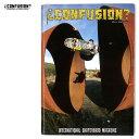 【メール便可 / 送料160円】 CONFUSION (コンフュージョン) ISSUE #18 スケートボード 雑誌 【あす楽対応】