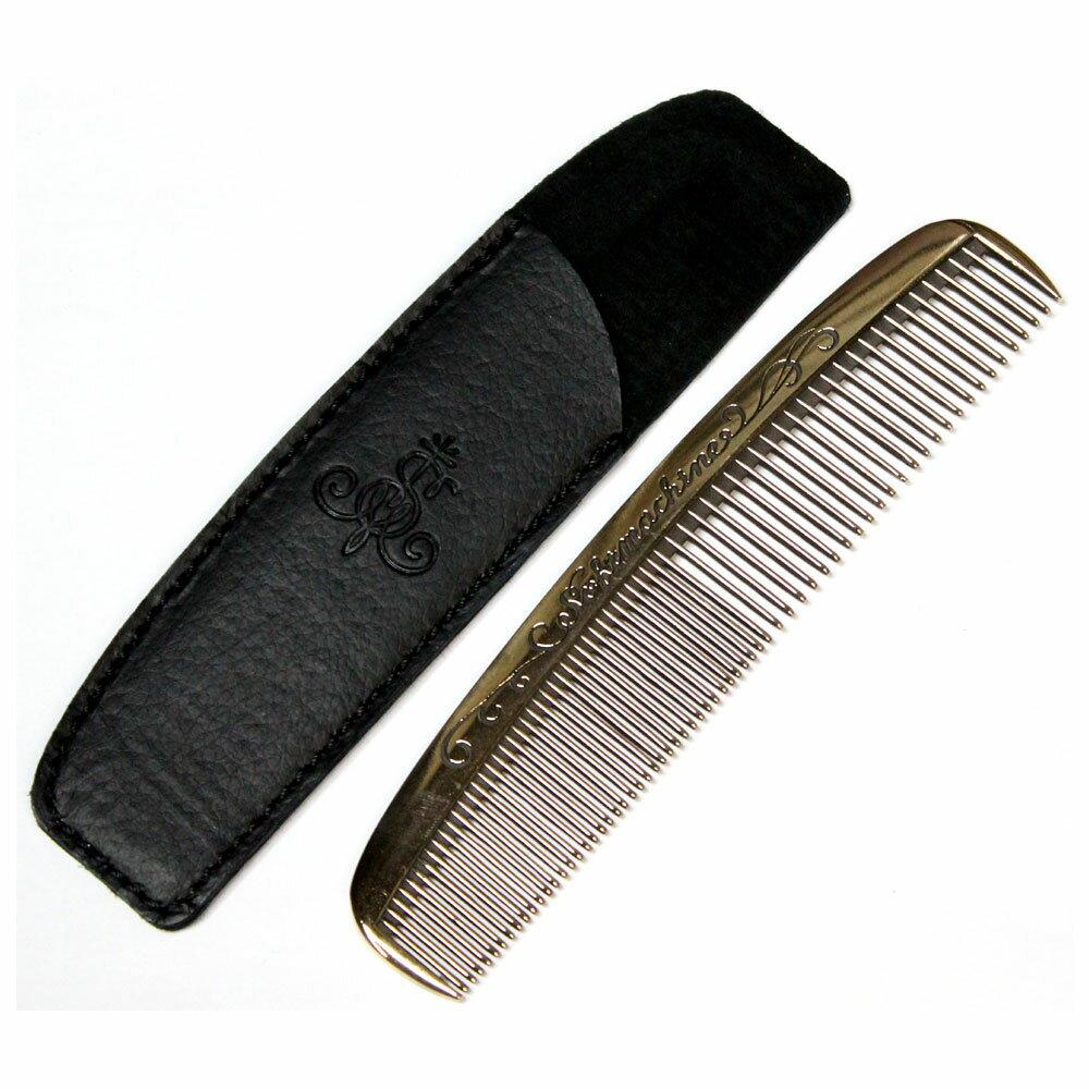 Barber Comb Barber shop comb (brass)