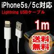 送料無料 ( 相性保証付 NO:C-A-1 ) iphoneiphone6 6 plus対応充電USBドックケーブル ( 1m ) ( iphone5s 5c ipad4 ipadmini 第5世代iPod touch対応 ) ( 関連:DOCK Lightning 8ピンコネクタ ドッグコネクタ lightning ケーブル 充電USBケーブル 30ピンコネクタ 変換 ) qq