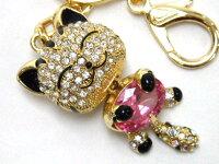 キーホルダーキーチャームキーリングかわいいねこ雑貨ネコ雑貨猫雑貨ねこグッズネコグッズ猫グッズキャット薔薇雑貨のおしゃれ姫