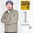 トロフィークロージング(TROPHY CLOTHING)コンチネンタル カバーオール TR17SP-501