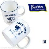 フェローズ(Pherrow's)マグカップ MUG-P2 Buffalo