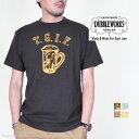 【SALE 30%OFF】ダブルワークス(DUBBLE WORKS)Tシャツ T.G.I.F.