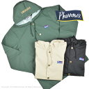 ショッピングタイ フェローズ(Pherrow's)フード付きコーチジャケット PRPK1