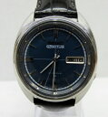 【中古】SEIKO/セイコー 腕時計 5ACTUS /5アクタス - ブラウン×ブラック 自動巻き(オートマチック) 革(レザー)ベルト【f131】