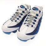 NIKE/ナイキ AJ7292-100 AIR VAPORMAX 95 ヴェイパーマックス 95 スニーカー サイズ:30cm カラー:ホワイト×ブルー
