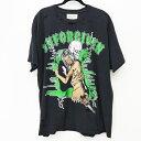 【中古】WARREN LOTAS ウォーレンロータス Tシャツ半袖 Black Unforgiven Graphic T サイズ:XL カラー:ブラック【f108】