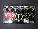 Z.VEX/ザッカリーベックス Box of METAL【中古】【楽器/ギター/エフェクター/ディストーション】