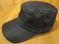 【中古】Borsalino/ボルサリーノB9186ワークキャップサイズ:Lカラー:ブラック系