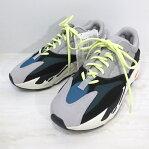 "adidas Originals by KANYE WEST|アディダスオリジナルス バイ カニエウェスト B75571 YEEZY BOOST 700 ""WAVE RUNNER "" イージー ブースト 700 ""ウェーブランナー"" サイズ:27.5cm カラー:MGSOGR/CWHITE/CBLACK"