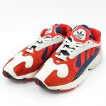 adidas Originals/アディダス オリジナルス YUNG-1/ヤングワン B37615 スニーカー サイズ:26.5cm カラー:レッドなど