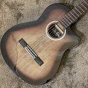 担当者コメントCórdobaから新しい日常への提案として登場したエレキ、アコギプレイヤーがナイロンギターへの移行に最適なギターです。400Rの指板と細めの48mmのナット幅でサイドドットのフレットポジションマークを持つネックで、スチール弦ギターに近い演奏性を実現。エレキ、アコギプレイヤーや手の小さいプレイヤーがナイロンギターの世界へストレスなく触れることができることを目指して設計されました。商品状態■TOP:スプルース■PICKUPS:Fishman Sonitone ■SIDE:マホガニー■BACK:マホガニー■NECK:マホガニー■FINGER BOARD:ローズウッド■ フレット残り : -■ ネック状態 : ほぼストレート■ トラスロッド : 余裕あり商品状態、フレットやネックの状態は担当者の主観によるものになります。画像と合わせてご確認ください。タイプガットギター型番Fusion 5カラー-シリアルNo.62019228付属品ソフトケース注意事項ご希望の場合には各部分の拡大画像をメールにてお送りいたします。実店舗での並行販売品のため、在庫更新の遅れにより品切れの場合がございます。品切れの場合にはキャンセル処理をさせていただきますのでご容赦ください。ご不明な点は「商品についての問合わせ」よりお気軽にお申し付けください。