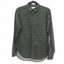 【中古】RUDE GALLERY |ルードギャラリー シャツ長袖 ブラック サイズ:3 / ルード【f100】
