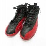 NIKE/ナイキ AIR JORDAN 12 RETRO/エア ジョーダン 12 レトロ 130690-002 スニーカー サイズ:26.0cm カラー:BLACK/VARSITY RED