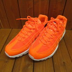 NIKE|ナイキ AIR MAX 95 SE AV6246-800 TOTAL ORANGE/WHITE-BLACK サイズ:28.0cm カラー:オレンジ