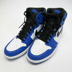 NIKE/ナイキ AIR JORDAN 1 HIGH OG 555088-403 スニーカー サイズ:28.0cm カラー:GAME ROYAL/SUMMIT WHITE-BLACK