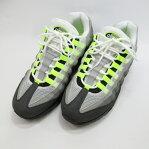NIKE|ナイキ AIR MAX 95 OG 554970-071 スニーカー サイズ:27.5cm カラー:イエローグラデ