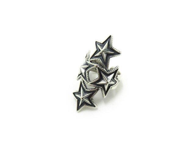 コディサンダーソン / CODY SANDERSON sulvam コラボ カルテット スター リング quartet star ring #16 【正規品】【店舗併売商品】