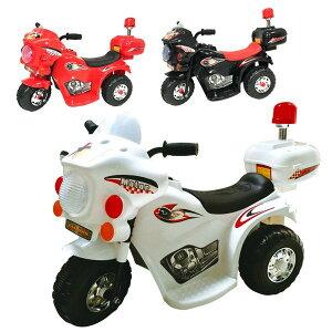 新型 電動乗用アメリカンポリスバイク 乗用玩具 子供