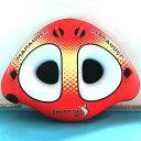 トーイングチューブ 2人乗り 水上バイク ジェットスキー マリン ボート 浮輪 バナナボート おしゃれ 送料無料 お宝プライス ###チューブMARAUDER###