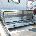 工具箱 ツールボックス 工具セット 道具箱 工具ボックス 工具入れ アルミ工具箱 トラック荷台箱 トラック 軽トラ 荷台箱 保管箱 収納 アルミボックス 収納ボックス 1220×460×430mm 送料無料 お宝プライス 工具ボックス3-1244